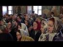 Проповедь наместника Оптиной пустыни архим. Венедикта 22 апреля 2017 г.