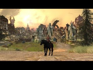 Pelennor Fields Osgiliath - After the Battle - LOTRO Update 19 Beta