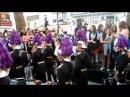 Jueves Santo 2017, Semana Santa ALHAURIN de la TORRE, banda de CC y TT Los Moraos, 13/04