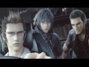 Final Fantasy XV Versus XIII All Deleted Scenes
