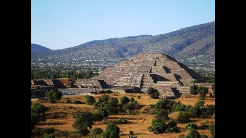 Пирамиды Перу и Египта - что между ними общего? Документальные фильмы 2016