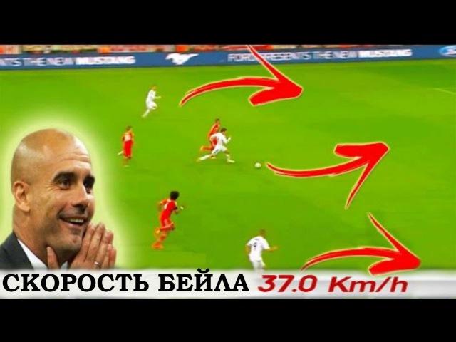 Самые быстрые контратаки в футболе | Самые быстрые футболисты