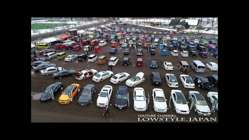 【総まとめ】 2017 LOWFORM杯 slammed lowcar camber 車高短 鬼キャン ローフォルム