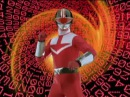 Power Rangers Time Force All Wes and Alex Morphs Red Ranger