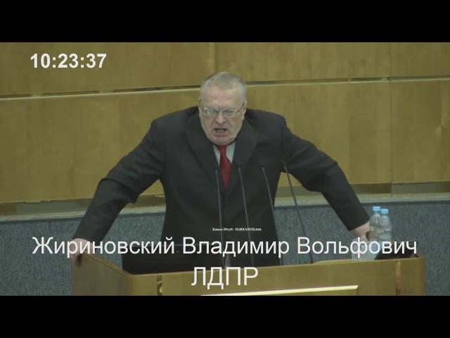 Жириновский Блистательная речь! (РЕВОЛЮЦИЯ, АРМИЯ, ЛЕНИН) | 2017