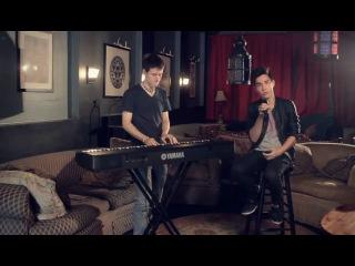 Treasure / Get Lucky MASHUP (Sam Tsui & Kurt Schneider)
