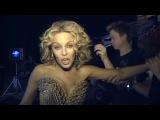 Репортаж со съемок клипа Кайли Миноуг