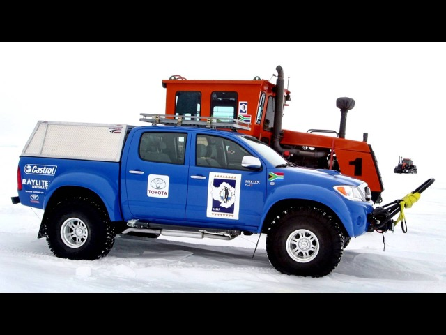 Arctic Trucks Toyota Hilux Invincible AT38 '2009
