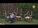 Сказочный стул в рустикальном стиле crfpjxysq cnek d hecnbrfkmyjv cnbkt
