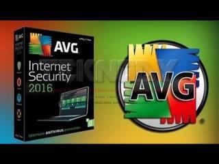 AVG Internet Security 2016 * Активация.Ключ до 27.02.2018.Обзор.