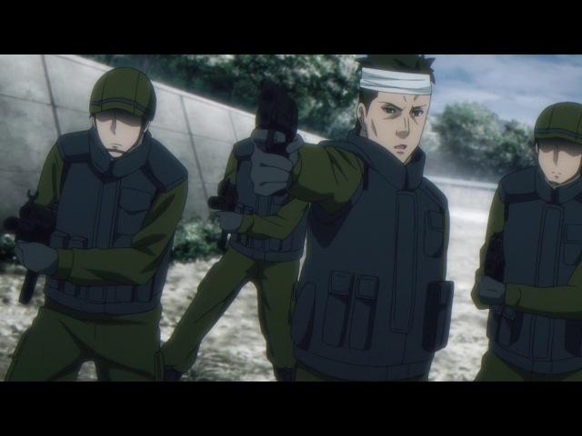 8 серия OVA Удар крови II русская озвучка OVERLORDS -Strike the Blood II OVA