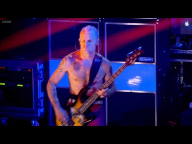 Red Hot Chili Peppers She's Only 18 Live from Koko 2011 HD