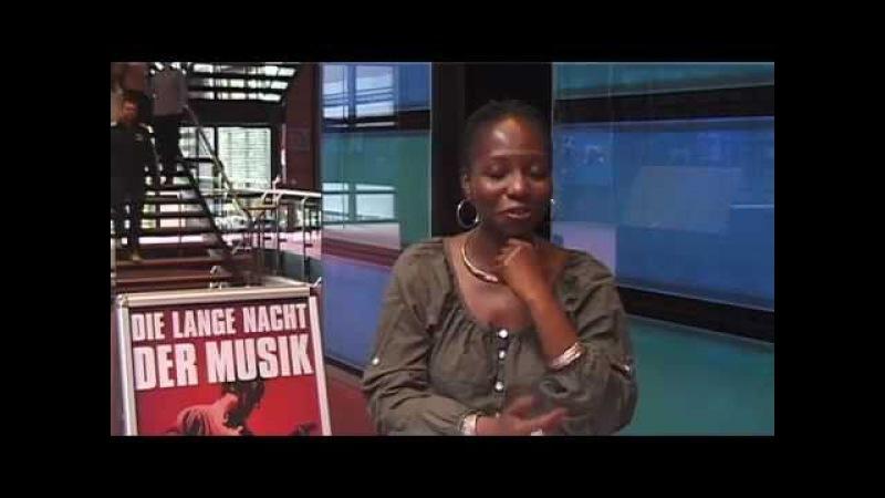 Lange Nacht der Musik München 28.5.2011: Rachelle Jeanty bei Sahaja Yoga Meditation