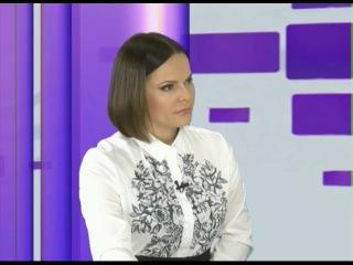 ГОСТЬ СТУДИИ: Елена Иванова - директор департамента