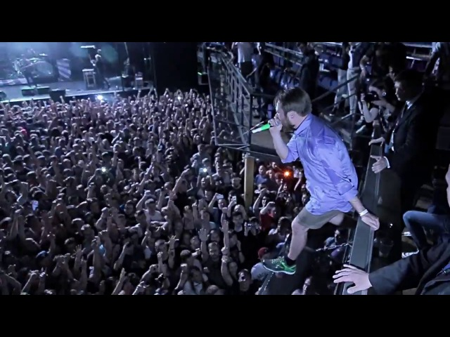 Enter Shikari - Sorry You're Not A Winner (Live In St Petersburg, Russia. 2014)
