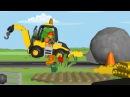 Lego Развивающий мультфильм для детей про работу Полицейского