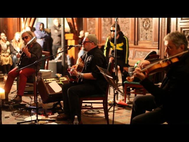 Борис Гребенщиков Прикуривать от Пустоты Концерт в Академии Штиглица