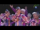Ансамбль танца Кубанская казачья вольница - Вдоль по Питерской