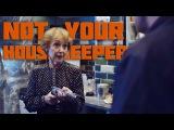 not your housekeeper!  Mrs Hudson Sherlock BBC