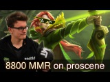 Miracle 8800 MMR Windranger — OG vs MVP Dota 2