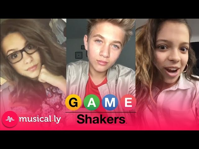 Game Shakers The best Compilation Musical.ly