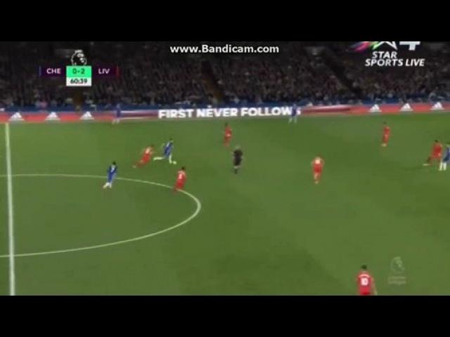 Diego Costa Goal HD - Chelsea 1-2 Liverpool - England - Premier League 16.09.2016 HD - vidéo Dailymotion