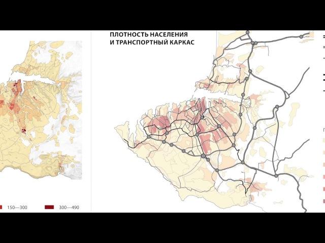 ГУП «НИ И ПИ ГЕНПЛАНА МОСКВЫ» — Проект Генерального плана города Севастополя
