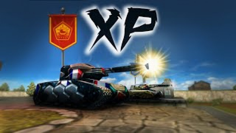 Tanki Online XP BaUbAs5 vs messi_ronaldo_fx (Draugiškai)
