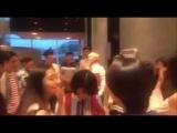 [160604] JONGHYUN 종현 - SNL Korea Backstage