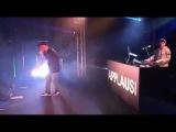IO ODIO FABRI FIBRA LIVE La Pula Busso ft. Gemitaiz