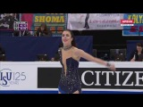 Ashley Wagner. World 2017, SP