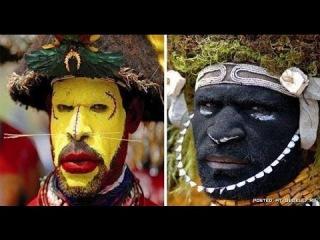 Затерянные миры: Посланники джунглей - Папуа Новая Гвинея [ДокФильм]