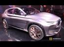 Infiniti QX Sport Inspiration - Walkaround - 2016 Paris Motor Show