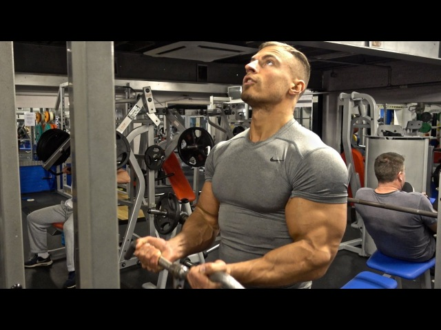 Full Biceps Triceps Workout For Bigger Arms
