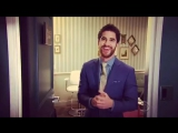 Darren Criss on The Late Late Show