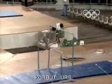 Мёртвая петля Ольги Корбут, СССР. Никто и никогда не смог это повторить