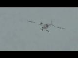 Двухмоторное беспилотное воздушное судно М-7Д