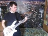 Nirvana - Lounge Act (bass cover by злой Cypuk)