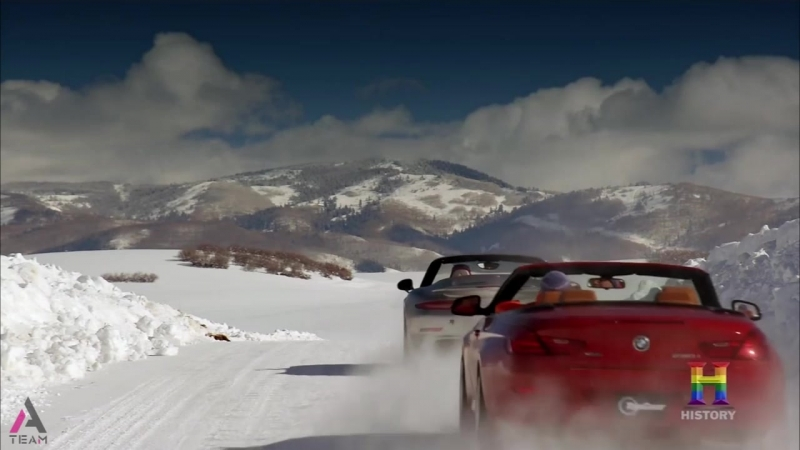 Топ Гир Америка 5-й сезон 8-я серия / Top Gear USA 2016 HD 720p
