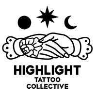 Логотип HIGHLIGHT - студия татуировки в Ижевске