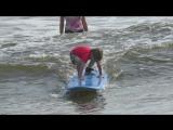 Shri-Lanka. Surfing.