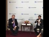 Лекция Джека Ма в Астане - Jack Ma s lecture in Astana, 26.05.2016