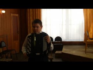 Сергей Потанин. Финская народная песня