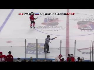 Хоккей Молодежный Чемпионат Мира 2011.Финал.Сборная Канады-Сборная России
