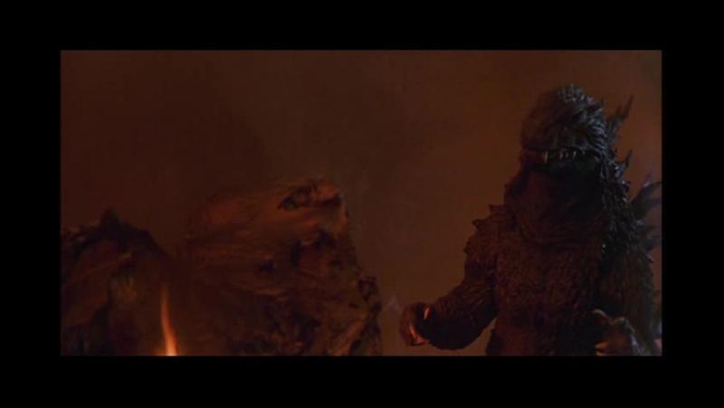 1999 - Годзилла. Миллениум / Godzilla. Millennium