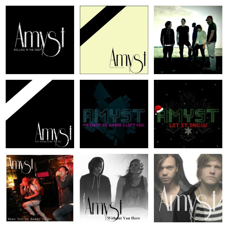 Amyst - Singles (2011-2016)