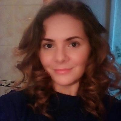 Оля Кладченко