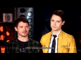 Dirk Gently's Holistic Detective Agency - San Diego Comic-Con Panel Introduction [RUS SUB]