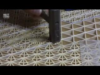 Невероятно красивая японская мебель из дерева / Японские технологии