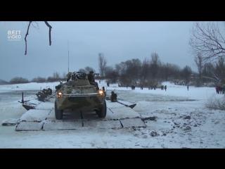 Инженерные войска в действии